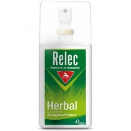 RELEC HERBAL SPRAY REPELENTE 75 ML