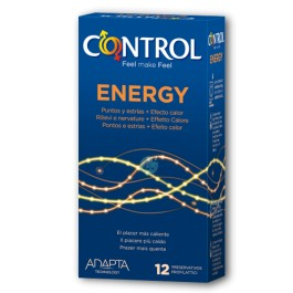 CONTROL ENERGY 12 UDS