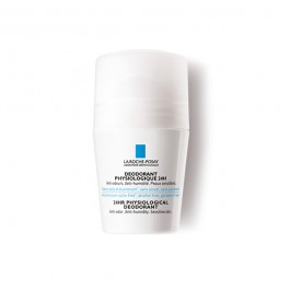 LA ROCHE POSAY DESODORANTE FISIOLÓGICO 24 H ROLL ON 50 ML