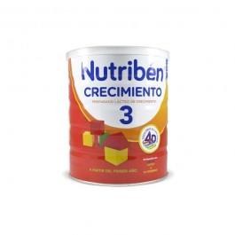 NUTRIBEN CRECIMIENTO LECHE 800 GR