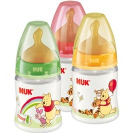 NUK BIBERON FC PP LATEX NUK 1M 150 ML DISNEY WINNIE
