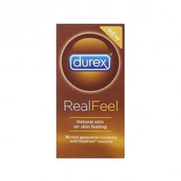 DUREX REAL FEEL PRESERVATIVO SIN LATEX 12 UACUERDO