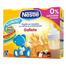 PAPILLA GALLETA 2 X 250 ML