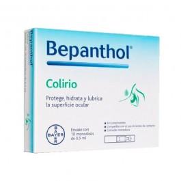 BEPANTHOL COLIRIO ESTERIL MONODOSIS 05 ML10 MON