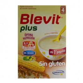 BLEVIT PLUS SIN GLUTEN 300G CON BIFIDUS