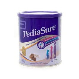 ABBOTT PEDIASURE LATA 400 GR CHOCOLATE
