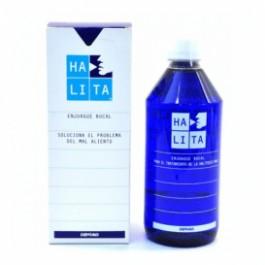 HALITA ENJUAGUE BUCAL 150 ML