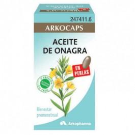 ONAGRA ACEITE ARKOCAPS 80 CAPS