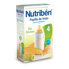 NUTRIBEN HARINA BIBERON 400 GR