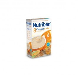 NUTRIBEN 8 CEREALES Y MIEL 600GREXTINGUIR