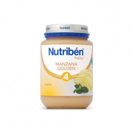 NUTRIBEN JUNIOR MANZANA 200 GR