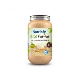 NUTRIBEN ECO POLLO GOURMET CON ARROZ POTITO GRANDOTE 250 G