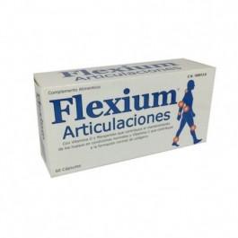 FLEXIUM ARTICULACIONES CAPS 60 CAPS