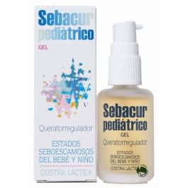 SEBACUR GEL PEDIATRICO 30 ML