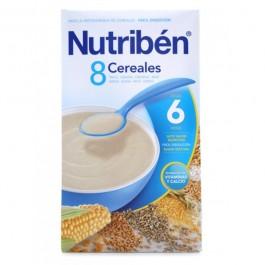 NUTRIBEN 8 CEREALES 300GR