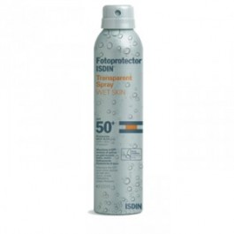 FOTOPROTECTOR ISDIN SPF50 SPRAY TRANSPARENTE W 200 ML