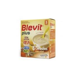 BLEVIT PLUS 8 CEREALES CON MIEL SINOCOME