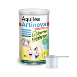 AQUILEA ARTINOVA COLAGENO MAGNESIOACIDO HIALURONICOVIT C COMPLEX 375 GRAMOS
