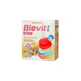BLEVIT PLUS BIBE 8 CEREALES 600 GR
