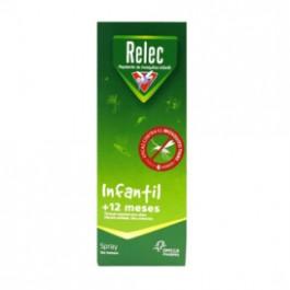 RELEC INFANTIL 12 MESES REPELENTE 100 ML