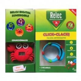 RELEC PULSERA CLICKCLACK CANGREJO