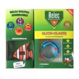 RELEC PULSERA CLICKCLACK PEZ