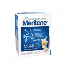 MERITENE MOBILIS SABOR VAINILLA 10 S 20G