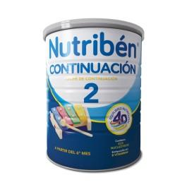 NUTRIBEN CONTINUACION LECHE 400 GR