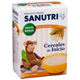 SANUTRI PAPILLA CEREALES SIN GLUTEN 600 G