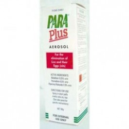 PARA PLUS SPRAY ANTIPARASITARIO 135 ML