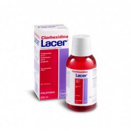 LACER COLUTORIO CLORHEXIDINA 200 ML