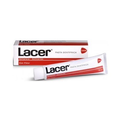 LACER PASTA DENTIFRICA 75 G