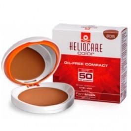HELIOCARE SPF 50 COMPACTO BROWN 10 G