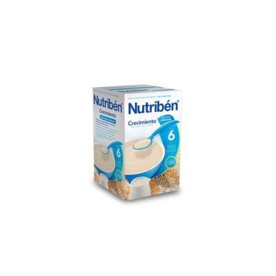 NUTRIBEN CRECIMIENTO CON LECHE ADAPTADA 600 GR