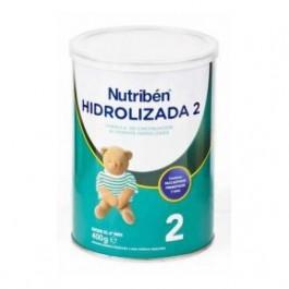 NUTRIBEN HIDROLIZADA 2 400 GR PREBIOTICOS