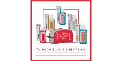 Higiene bucal con REGALO